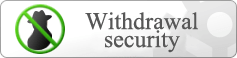Sécurité de retrait pour non vérifiées requis