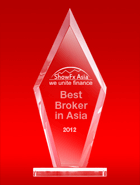 ShowFx Asia 2012 - The Best Forex Broker in Asia
