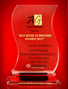 Forex & Investment Summit 2011 - The Best Retail FX Provider