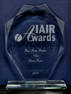 IAIR Awards 2011 - Il Miglior Broker in Asia