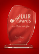 Best Forex Broker in Eastern Europe 2015 oleh IAIR Awards