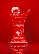 Кращий Форекс брокер Центральної та Східної Європи 2020 по версії International Business Magazine