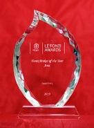 Кращий брокер в Азії 2019 за версією Le Fonti Awards