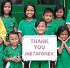 InstaForex dan Peduli Anak Foundation memberikan harapan untuk hari esok yang lebih baik bagi anak-anak di seluruh dunia